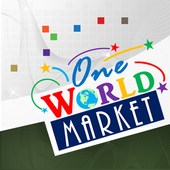 1 World Market icon