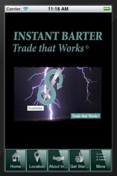 Instant Barter poster