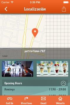 IA Restaurante screenshot 2