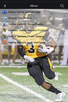 Irmo Yellow Jackets Football apk screenshot