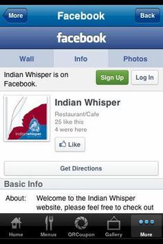 Indian Whisper apk screenshot