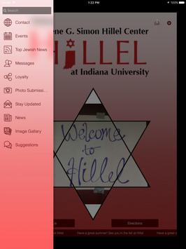 IU Hillel apk screenshot