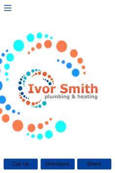 Ivor Smith Plumbing & Heating poster