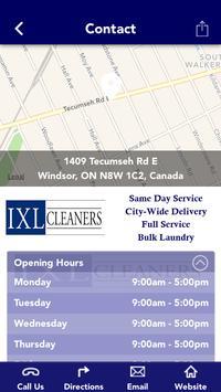 IXL Cleaners apk screenshot