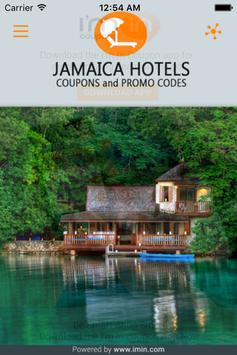 Jamaica Hotels Coupons - ImIn! poster