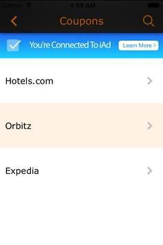 Jamaica Hotels Coupons - ImIn! apk screenshot