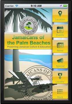 Jamaicans of the Palm Beaches poster