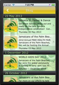 Jamaicans of the Palm Beaches apk screenshot
