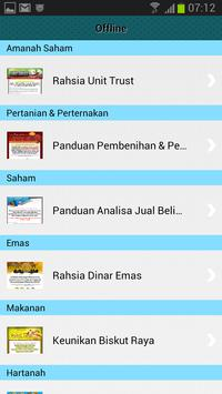 Jana Pendapatan screenshot 1