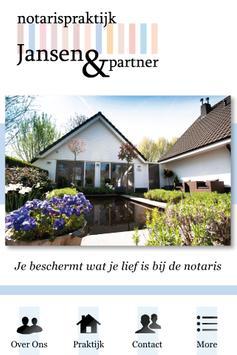 Jansen & Partner poster