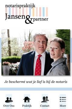 Jansen & Partner screenshot 1