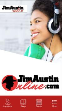 Jim Austin Online poster