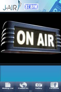 J-Air Radio apk screenshot