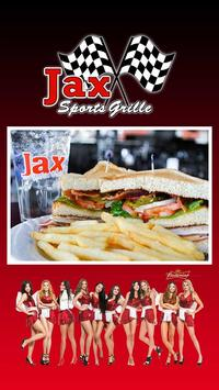 Jax Sports Grille poster