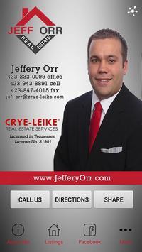 Jeff Orr poster