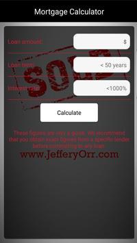 Jeff Orr apk screenshot