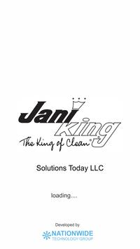 Jani-King - Solutions Today poster