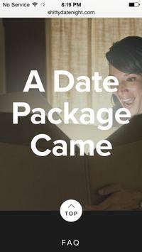 Shitty Date Night poster