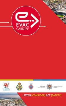 EVAC CARDIFF apk screenshot