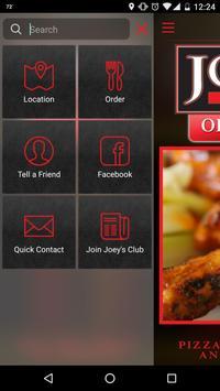 Joey's Pizza Pie apk screenshot