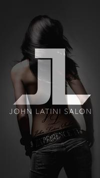 John Latini Salon poster