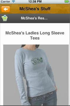 McShea's Restaurant & Pub screenshot 2