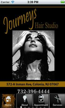 Journeys Hair Studio poster