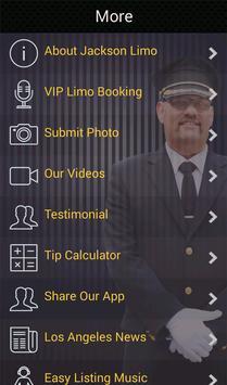 Jackson Limo screenshot 13