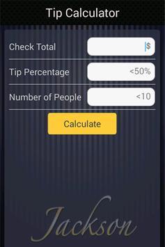 Jackson Limo screenshot 3
