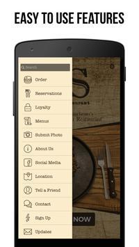 JS Restaurant screenshot 1