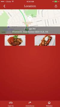 JS Restaurant screenshot 2