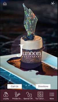 Junoon Dubai poster
