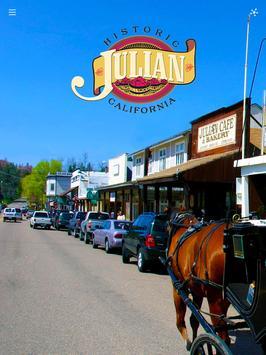 Julian, CA. screenshot 5