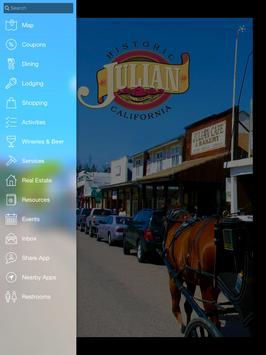 Julian, CA. screenshot 11