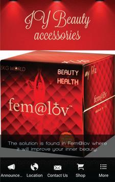 JY Beauty Accessories LLP apk screenshot