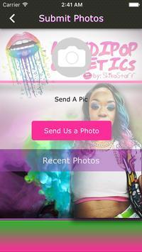 KandiPop Cosmetics apk screenshot