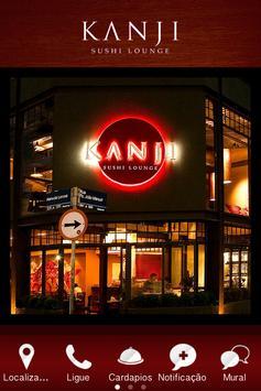 Kanji Sushi poster
