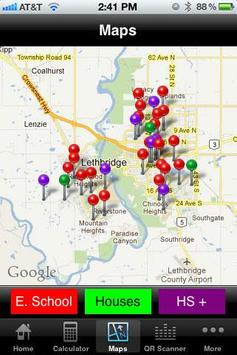 Lethbridge RE/MAX real estate screenshot 1
