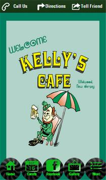 Kelly's Cafe poster