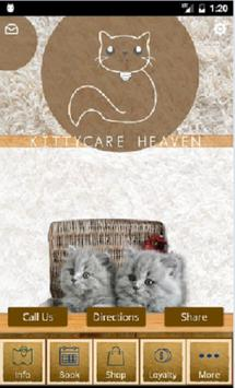 KittyCare Haven poster