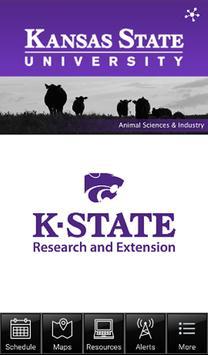 KSU Animal Sciences & Industry poster