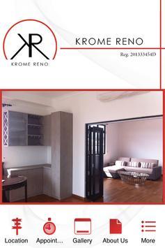 Krome Reno poster