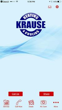Krause Heating & Cooling poster