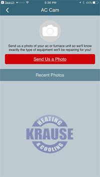Krause Heating & Cooling screenshot 1
