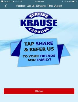 Krause Heating & Cooling screenshot 7