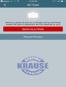 Krause Heating & Cooling screenshot 5