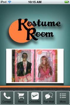 Kostume Room poster