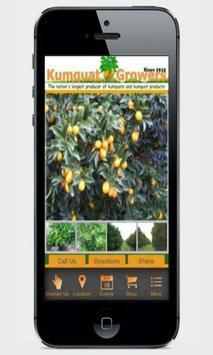Kumquat Growers poster