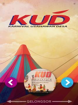Karnival Usahawan Desa (KUD) apk screenshot
