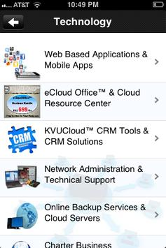 KVU Cloud Computing apk screenshot